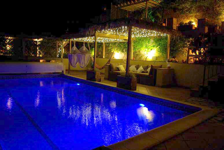 Pool heating for Heated garden swimming pools
